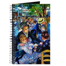 Renoir: Dance at Moulin d.l. Galette Journal