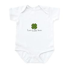 Luck o the Irish Infant Bodysuit