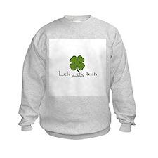 Luck o the Irish Sweatshirt