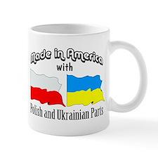 Polish & Ukrainian Parts Mug