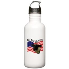 We the Sheeple Water Bottle