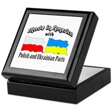 Polish-Ukrainian Keepsake Box