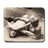 &quot;Body Scissor&quot; Mousepad
