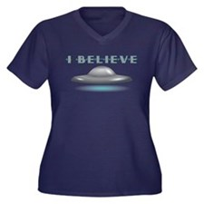 I Believe Plus Size T-Shirt