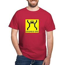 Single-Width Bridge - Iceland T-Shirt