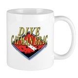 Dive Cayman Brac Small Mugs
