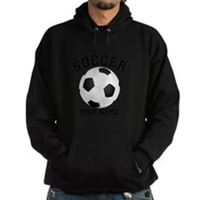 Personalized Name Soccer Hoodie