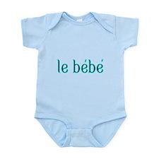 le bebe-3 Body Suit