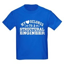 My Heart Belongs To A Structural Engineer T