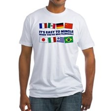 Its Easy to Mingle T-Shirt