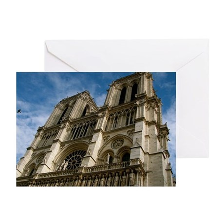 Notre Dame - Paris Greeting Cards (Pk of 10)