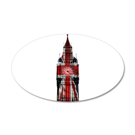 Big Ben London Wall Sticker