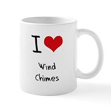 I love Wind Chimes Mug