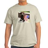 Flat coated retriever Mens Light T-shirts