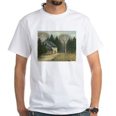 Washington Crossing Park White T-Shirt