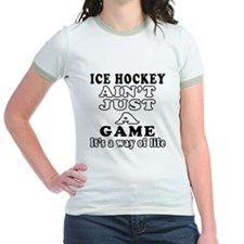 Ice Hockey ain't just a game T