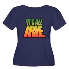 Its All IRIE Plus Size T-Shirt
