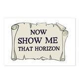 Show me that horizon Postcards (Package of 8)