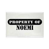 Property of Noelle Rectangle Magnet (10 pack)