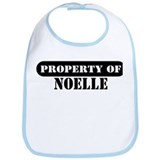 Property of Noelle Bib