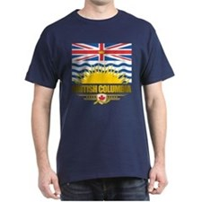 British Columbia Flag T-Shirt