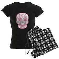 Pink Sugar Skull Pajamas