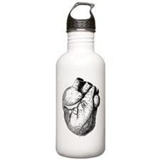 Anatomical Heart Water Bottle