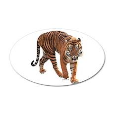 Roaring tiger Wall Decal