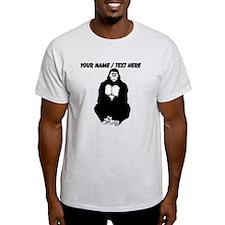Custom Gorilla Sketch T-Shirt