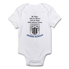 Alianza Lima Infant Bodysuit