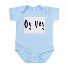 Oy Vey Yiddish Infant Bodysuit