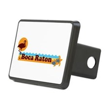 Boca Raton - Beach Design. Hitch Cover