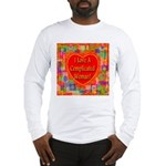 I Love A Complicated Woman! Long Sleeve T-Shirt