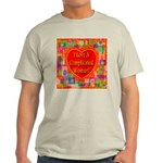 I Love A Complicated Woman! Ash Grey T-Shirt