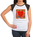 I Love A Complicated Woman! Women's Cap Sleeve T-S