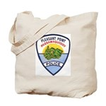 Pleasant Point Police Tote Bag