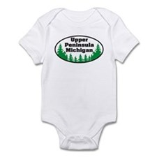 Upper Peninsula Infant Bodysuit