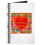 I Love A Complicated Woman! Journal