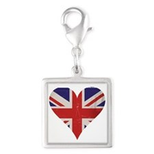 UK Heart Charms