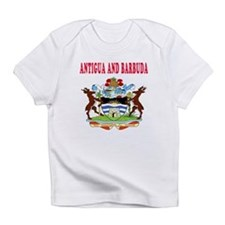 Antigua and Barbuda Coat Of Arms Designs Infant T-