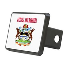 Antigua and Barbuda Coat Of Arms Designs Rectangul