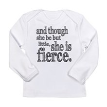 She is Fierce Baby Tee