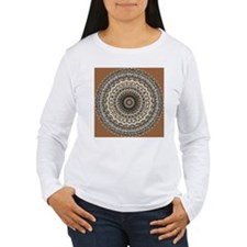 Bygone Love Mandala Long Sleeve T-Shirt