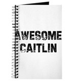 Awesome Caitlin Journal