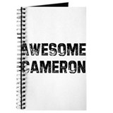 Awesome Cameron Journal