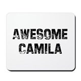 Awesome Camila Mousepad