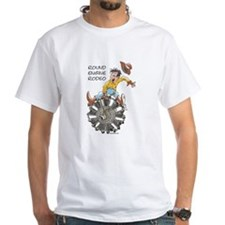 Round Engine Rodeo T-Shirt