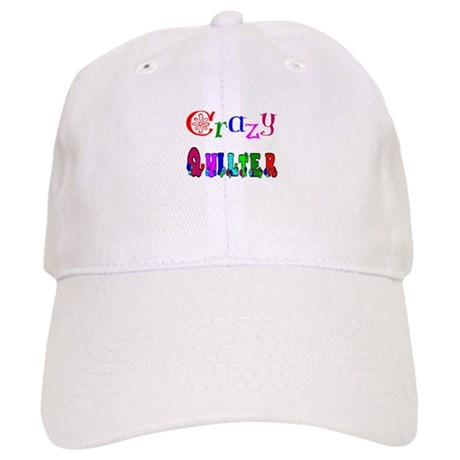 Crazy Quilter Cap