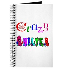 Crazy Quilter Journal