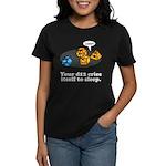 Your d12 Cries... Women's Dark T-Shirt
